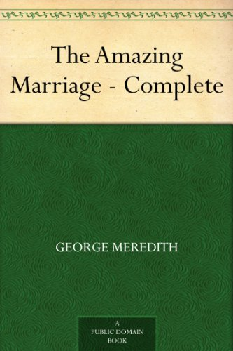 Download The Amazing Marriage - Complete (English Edition) B0084AKDK0