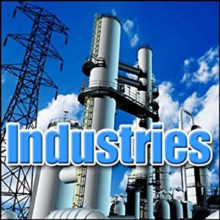 Industry, Oil Field - Large Oil Pump Rig: General Ambience Industries & Factories, Give You the Hollywood Edge