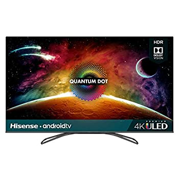 Hisense 65H9F 65-Inch 4K Ultra HD Android Smart ULED TV HDR  2019