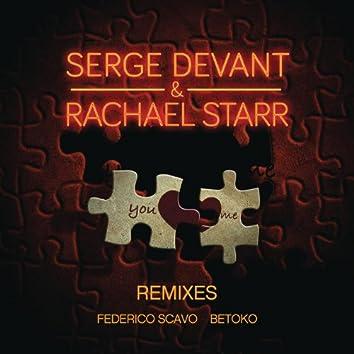 You and Me (Remixes Part 1)