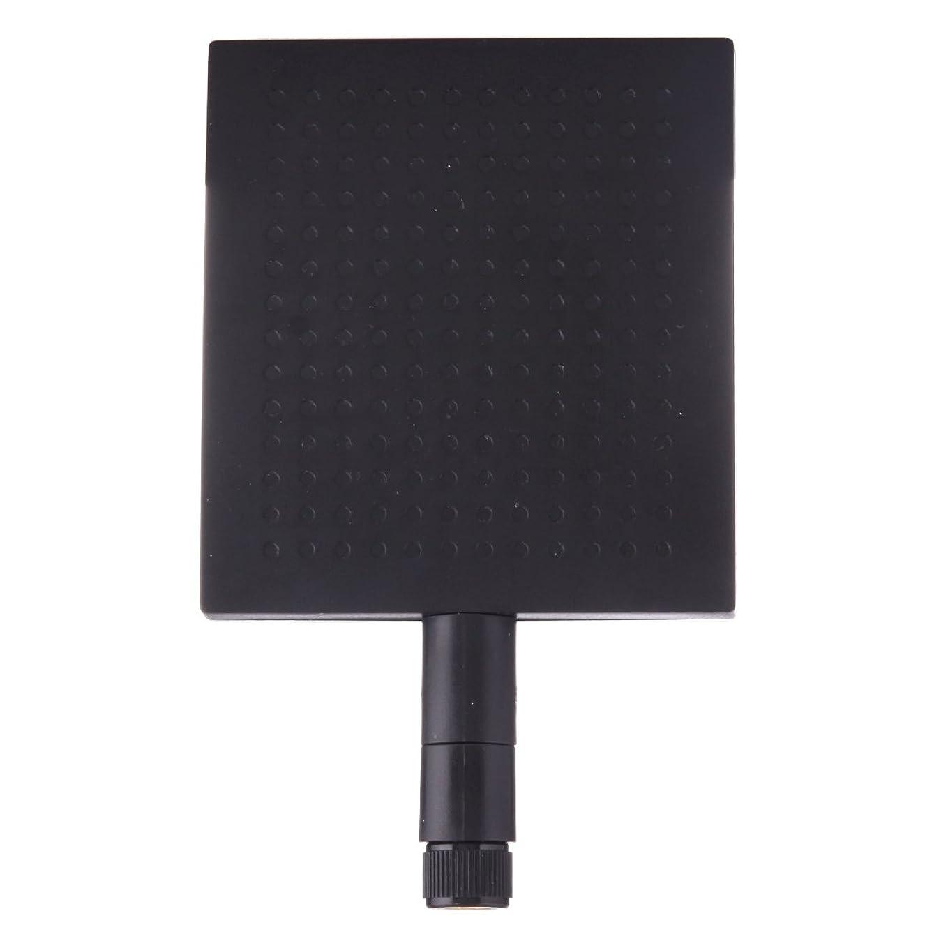 刺しますフィッティング凍結コンピュータ&アクセサリーネットワークアンテナ 12dBi SMAオスコネクタ5.8GHzパネルWiFiアンテナ コンピュータ&アクセサリーネットワークアンテナ (Color : Black)
