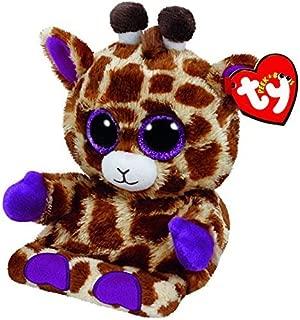 Ty Thailand PEEK-A-BOOS Pikabu's [smartphone stand stuffed] Jesse (giraffe) 00007