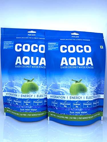 COCO AQUA Tender Coconut water powder