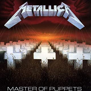 Master of Puppets by Metallica (2013-09-10)