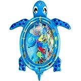 Tianhaik Bauch Zeit Baby Wasser Matte Meeresschildkröte Form Spaß Aufblasbare Spielmatte Aktivitätscenter Kostenlos Kleinkindspielzeug