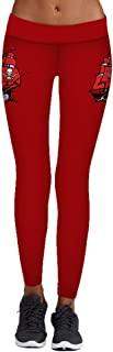 Women's High Waist 3D Digital Print Casual Fashion Tampa Bay Buccaneers Tight Legging Pants Yoga Pants