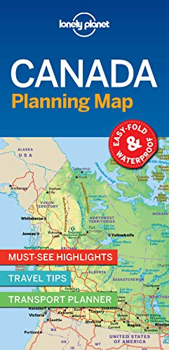 Compare Textbook Prices for Lonely Planet Canada Planning Map Planning Maps 1 Edition ISBN 9781787014589 by Lonely Planet