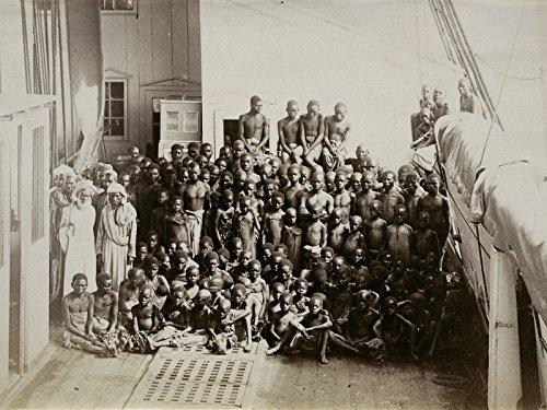 1789 -1888: letztes Kapitel der Sklaverei?