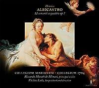 Henrico Albicastro: 12 concerti a quattro, Op. 7 by Riccardo Masahide Minasi (2008-04-07)