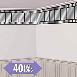 film reel wallpaper border