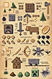 GB Eye LTD, Minecraft, Pictograph, Maxi Poster, 61 x 91,5 cm
