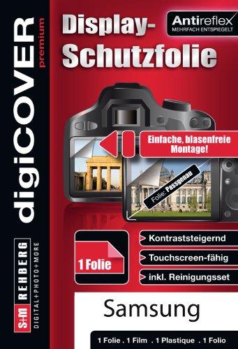 digiCOVER Premium Bildschirmschutz für Samsung Galaxy K Zoom