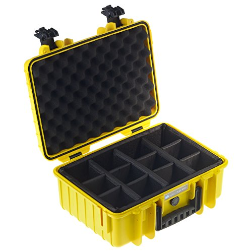 B & W Outdoor Cases, Giallo