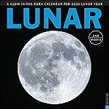Grindstore Lunar 2020 Square Wall Calendar 30x30cm