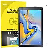 JETech Schutzfolie für Galaxy Tab A 10.5 Zoll 2018 (SM-T590/T595/T597), Panzerglas Bildschirmschutzfolie