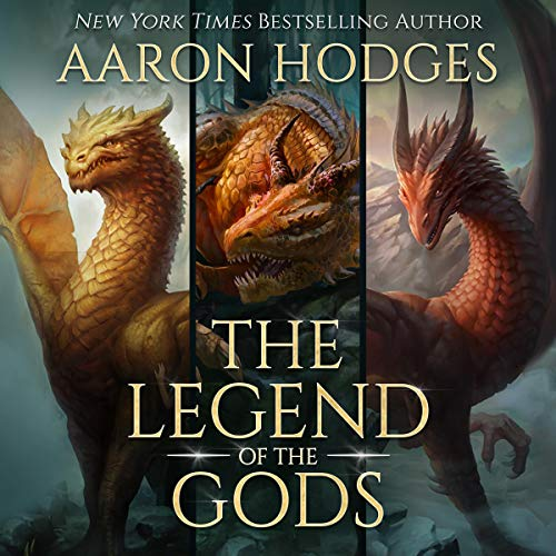 The Legend of the Gods: The Complete Trilogy cover art
