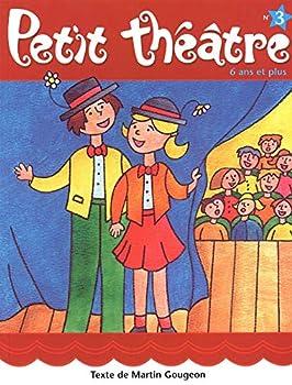 Paperback PETIT THEATRE 3 SANS FIL ET MUSEE DU CIRQUE [French] Book