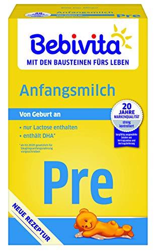 Bebivita Milchnahrung PRE Anfangsmilch, (500 g)