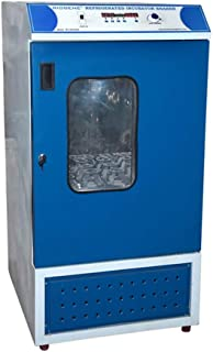 Bio Gene Refrigerated Incubator Shaker with Microprocessor Based Temperature Controller with Digital Display (BLUE)