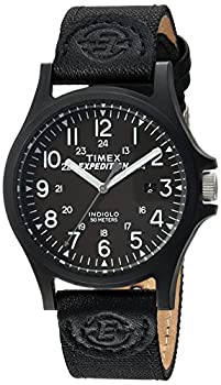 Best black leather strap watch Reviews