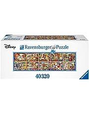 Ravensburger Puzzel Mickeys 90Ste Verjaardag, Legpuzzel, 40000 Stukjes, Meerkleurig