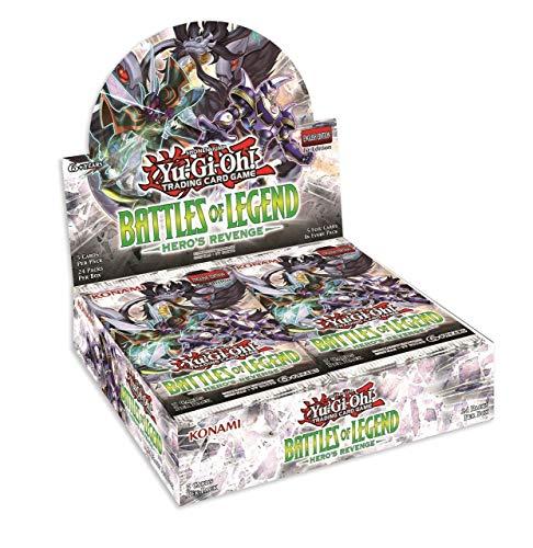 Yu-Gi-Oh! TCG: Battles of Legend - Hero`s...