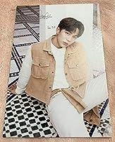 日本限定 タワーレコード特典 ATEEZ ジョンホ ポストカード