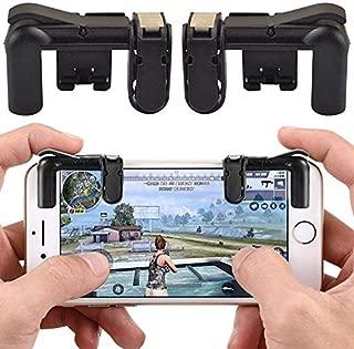 Hot sale Phone Gamepad Trigger Fire Button Aim Key L1R1 Shooter Controller PUBG V3.0 FUT1 Auto Car Styling Car Accessories