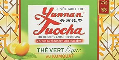 Yunnan Tuocha Thé Vert Kumquat 20 infusettes parent