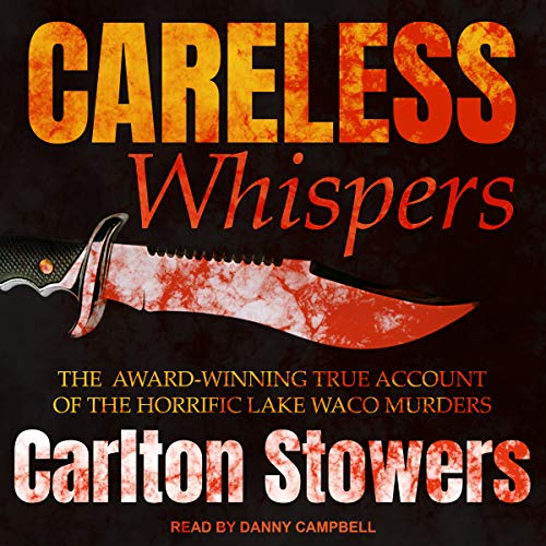 Careless Whispers audiobook cover art