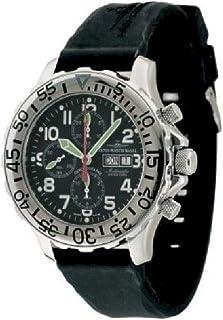 Zeno - Watch Reloj Mujer - Hercules 2 Cronógrafo Day-Date - 2557TVDD-a1