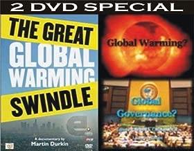 Great Global Warming Swindle & Global Governance (2 DVDs)