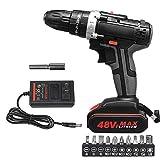 Immagine 2 gizayen 48v electric hammer drill