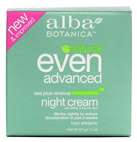 Alba Botanica Cream Renewal Sea Plus