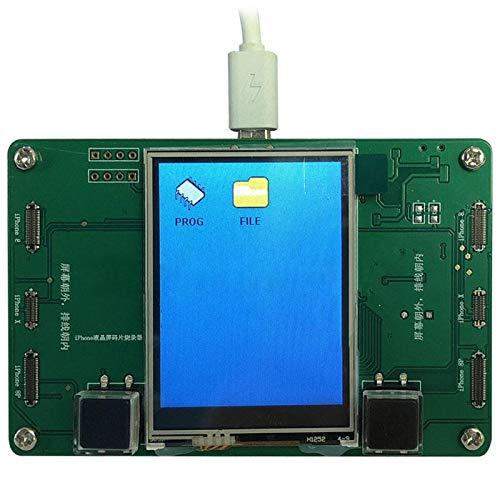 LCD-scherm EEPROM Telefoon Fotogevoelige Gegevens lezen Schrijf Backup Programmer Fotogevoelige Reparatie Tool voor iPhone 8 8plus X