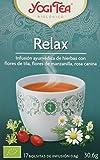 Yogi Tea Infusión de Hierbas Relax - 17 bolsitas