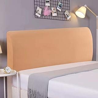 AYWJ Estiramiento cabecero de la Cama Fundas, a Prueba de Polvo cabecera del Dormitorio Protectores Decorativo (Color : Color 23, Size : 220-240cm)