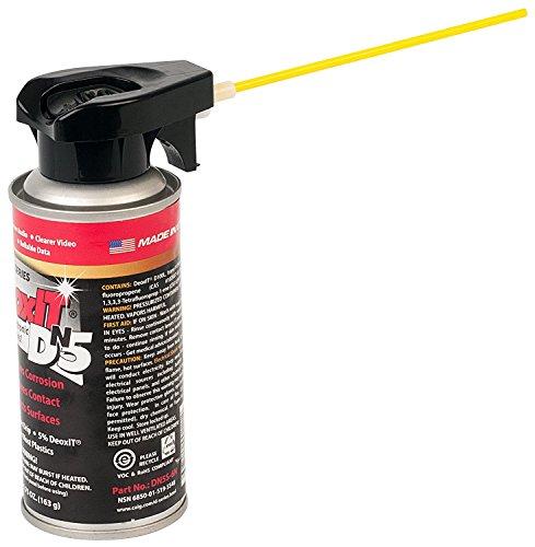 DeoxIT DN5 Spray NSN6850015195548 5% solution 163 g