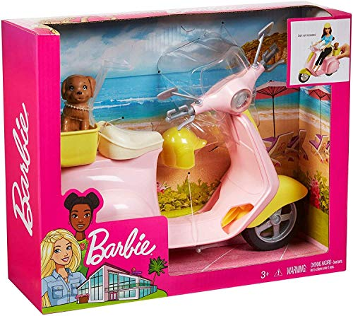 Barbie Scooter [Amazon Exclusive]