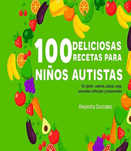 libro con recetas de cocina para autistas