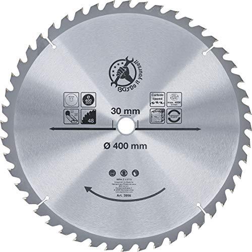 Forza Uomo 3956lama per sega circolare in metallo duro, diametro 400mm, 48denti