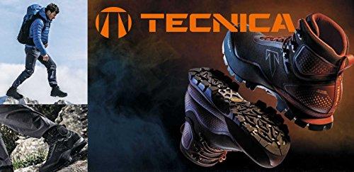 Moon Boot Chaussure de Randonnée Homme Forge GTX Black/Orange