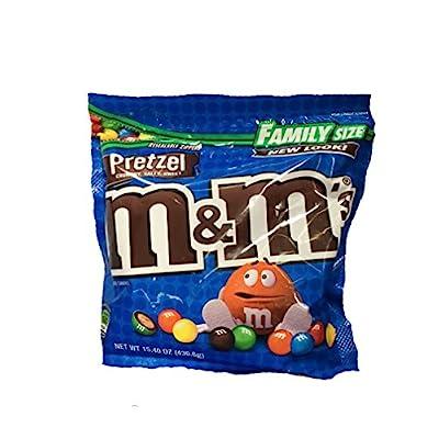 pretzel m&ms