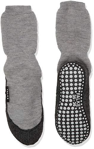 FALKE Unisex Kinder Cosyshoes Socken, Sortiert/RW, 27-28