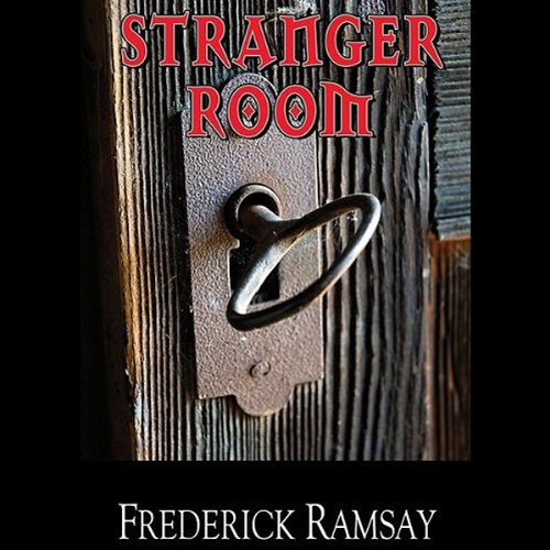 Stranger Room audiobook cover art