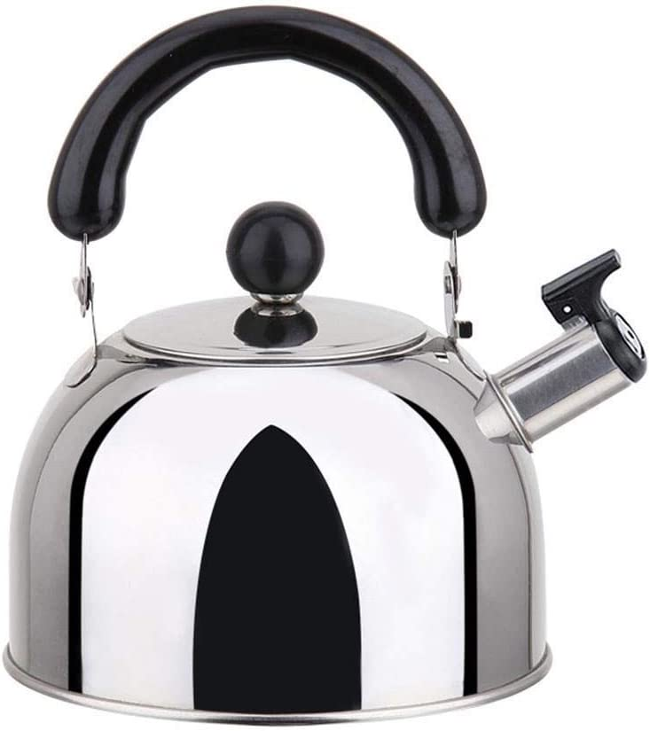 ZHM Stainless Steel Tea Kettle Stove Top-Whi Max 42% New York Mall OFF for