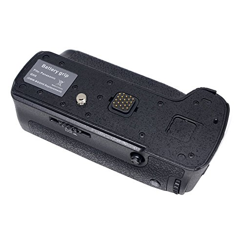 Mcoplus GH5 - Supporto verticale per batteria per fotocamere Panasonic GH5