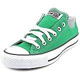Converse Chuck Taylor All Star Lo (Mens 7.5/Womens 9.5, Amazon Green)