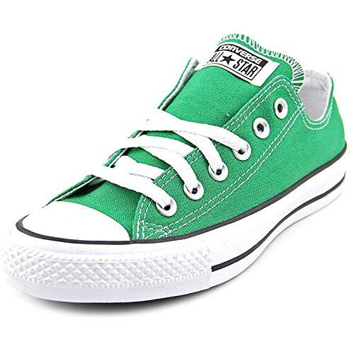 Converse Chuck Taylor All Star Lo (Mens 10/Womens 12, Amazon Green)