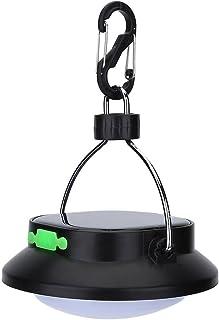 テントソーラーライト LEDランタン テントライト 12LED USB充電式&ソーラー充電 高輝度 超軽量 3つ調光モード 防滴 携帯便利 防災・キャンプ用品・アウトドア用品・緊急対策